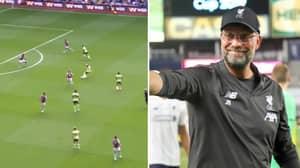 Jurgen Klopp Sent Congratulatory Message to Harry Wilson After First Premier League Game.