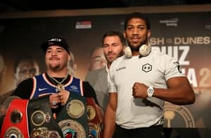 Anthony Joshua Reveals Wladimir Klitschko Advice For Andy Ruiz Jr Rematch