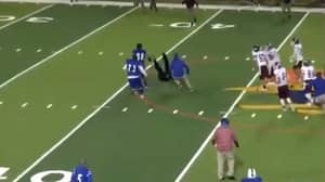 High School Football Player Jailed For Attacking Referee After Ejection