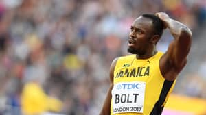 Usain Bolt Explains Why He Came Third In His Last Ever 100m