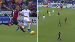 Radja Nainggolan Scores Stunner And Puts On Three Assists In Cagliari's 5-2 Win