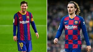 'Deplorable' Lionel Messi And 'Sick' Barcelona Blamed For Antoine Griezmann's Troubles