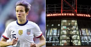 Megan Rapinoe: Manchester United 'Disgraceful' For Delaying Investment In Women's Team
