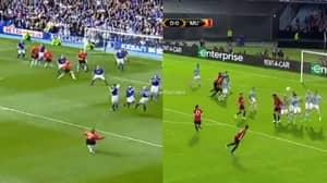 WATCH: Marcus Rashford's Free-Kick Was Eeerily Similar To David Beckham's Beauty