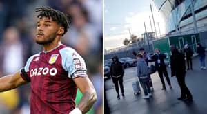 Aston Villa Captain Tyrone Mings Misses The Team Bus After Loss To Tottenham