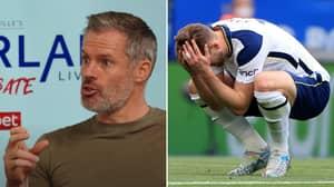 Jamie Carragher Names 'Plan B' Striker Man City Should Buy Instead Of Harry Kane