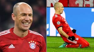 Arjen Robben Announces He Will Leave Bayern At The End Of The Season