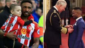 Jermain Defoe Awarded OBE For His Services To Charity