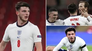 'Declan Rice Is England's Most Important Player' Ahead Of Foden, Grealish And Mount