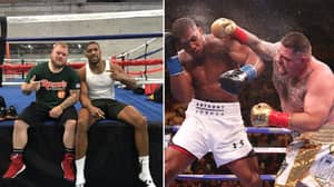 Boxer Received Death Threats Amid Rumours He Knocked Out Anthony Joshua In Sparring