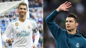 Cristiano Ronaldo's Agent Has Spoken To Real Madrid About A Sensational Return