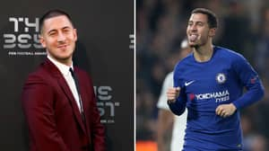 Eden Hazard's FIFPro XI Appearance Continues Incredible Consistency