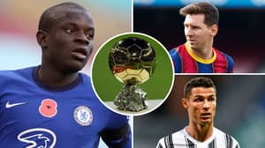 Paul Pogba Claims N'Golo Kante 'Deserves' To Win Ballon d'Or Ahead Of Lionel Messi And Cristiano Ronaldo