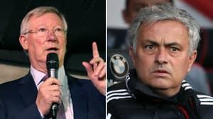 Sir Alex Ferguson's Book Sums Up Why Jose Mourinho Failed