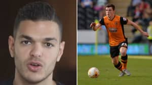 What Hatem Ben Arfa Said About Andy Robertson After Playing With Him At Hull City