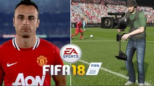 Dimitar Berbatov Makes Surprising Appearance In FIFA 18 And You Probably Didn't Even Notice