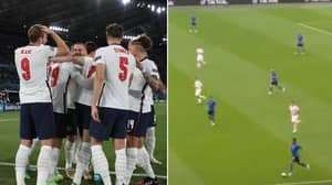 England Fans Sing 'It's Coming Home', Italy And Spain Supporters Respond By Booing