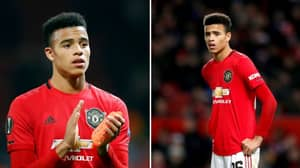 Manchester United Coach Had To Ask Mason Greenwood 'What's Wrong With You?'
