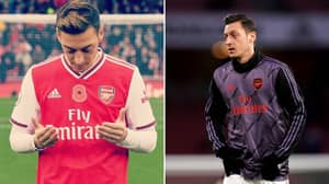 Mesut Ozil Is '0.1%' Likely To Feature On Chinese TV