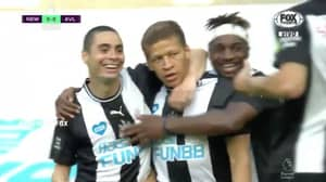 Fox Sports Commentator's Reaction To Dwight Gayle's Goal Is The Best Thing Ever