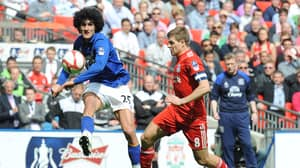 Steven Gerrard Explains What It's Like Playing Marouane Fellaini