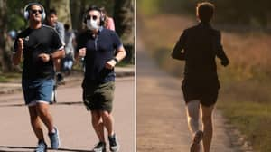 Joggers Should Wear Face Masks When Running, Oxford Professor Says