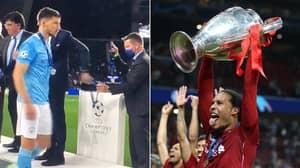 Liverpool Fans Savagely Destroy Ruben Dias Over Virgil van Dijk Comparisons