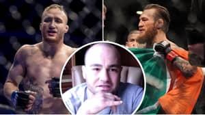 Common Opponent Eddie Alvarez Gives Damning Prediction For Conor McGregor Vs. Justin Gaethje