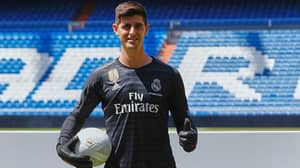 Why Thibaut Courtois Won't Making His Real Madrid Debut Tonight