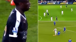 N'Golo Kante In 15/16 Season Was A Cheat Code - His Individual Highlights Are Something Else