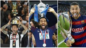Dani Alves Is The Most Successful Player In Football History