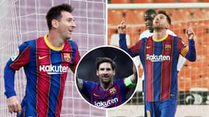 Lionel Messi Is Leaving FC Barcelona After Failing To Reach Contract Agreement