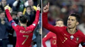 Spanish Media Throws Serious Shade On Cristiano Ronaldo's 99 International Goals