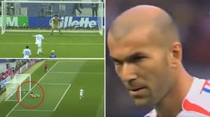 Zinedine Zidane Is Still Responsible For Football's Most Genius Penalty In His Final Game