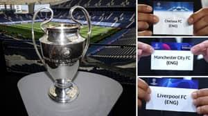 What Are The Potential Champions League Draws For The Premier League Clubs?