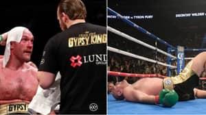 How Ben Davison Nearly Got Tyson Fury Disqualified Vs. Deontay Wilder