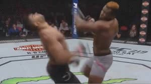 KO Of The Year: Francis Ngannou Delivers 'Uppercut From Hell' On Alistair Overeem