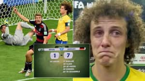 Brazil's 7-1 Loss To Germany Voted The World Cup's Greatest Ever Moment
