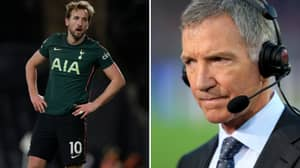 Graeme Souness Says Harry Kane Should Leave Tottenham Hotspur