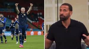 Rio Ferdinand's Prediction Before England vs Scotland Hasn't Aged Well