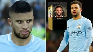 Kyle Walker's New FIFA 18 Ultimate Team Card Is A Game-Changer