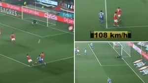 When Hulk Silenced Racist Benfica Fans With 108km/h Thunderbolt