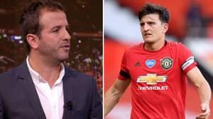 Rafael Van Der Vaart Issues Savage Put-Down To Harry Maguire And His Footballing Abilities