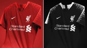 Liverpool's Home And Away Nike Concept Kits Are A Thing Of Beauty