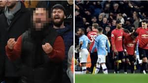 Man City Fan Denies Performing Alleged 'Monkey Gesture' Towards Fred