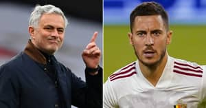 Jose Mourinho Slams 'Awful Training' Of Eden Hazard, Reveals 'The Truth' Behind Coaching Real Madrid Star