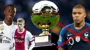 The Five Man Shortlist For 'The Golden Boy' Award Might Surprise You