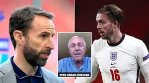 Fans Can't Believe Who Sven-Goran Eriksson Would Start For England At Euro 2020
