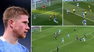 Twitter Thread Details Exactly Why Kevin De Bruyne Being A 'False Image' Is An Absolute Myth