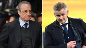Florentino Perez Planning 'Transfer Revenge' On Manchester United When It Comes To Raphael Varane Deal